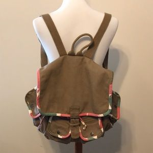 Old Navy Drawstring Backpack